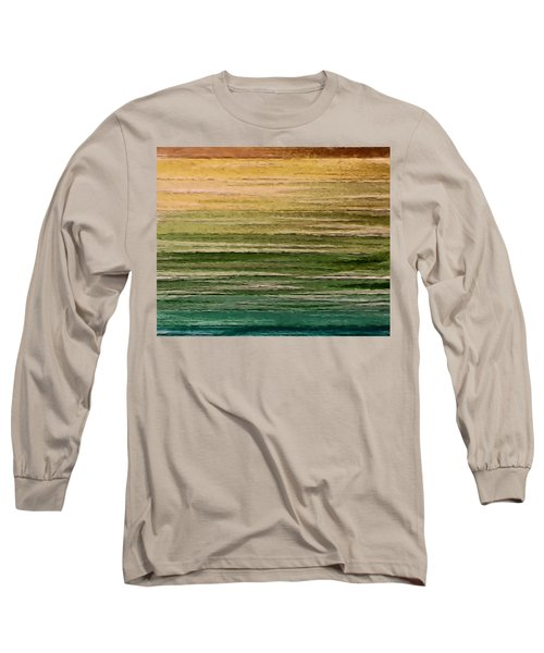 Lake Long Sleeve T-Shirt by Ely Arsha