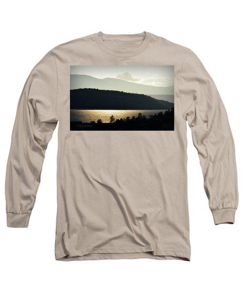 Lake Glimmer Long Sleeve T-Shirt