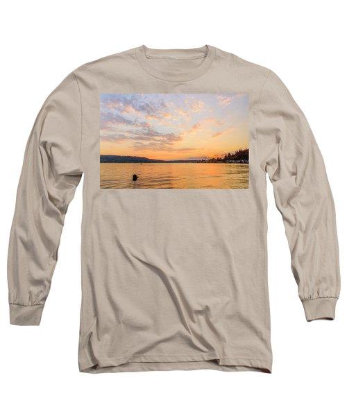 Lake Sammamish Long Sleeve T-Shirt