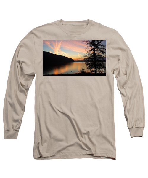 Lakeside Dreaming Long Sleeve T-Shirt