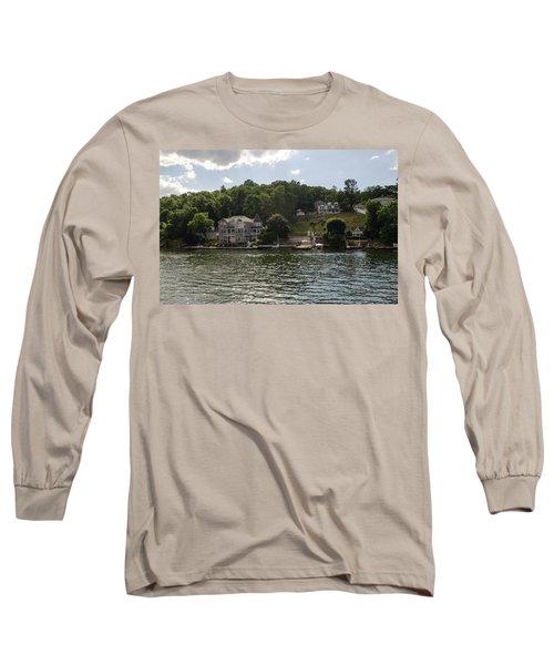 Lakeside Living Hopatcong Long Sleeve T-Shirt
