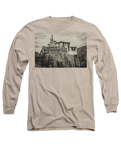 Lamayuru Monastery Long Sleeve T-Shirt