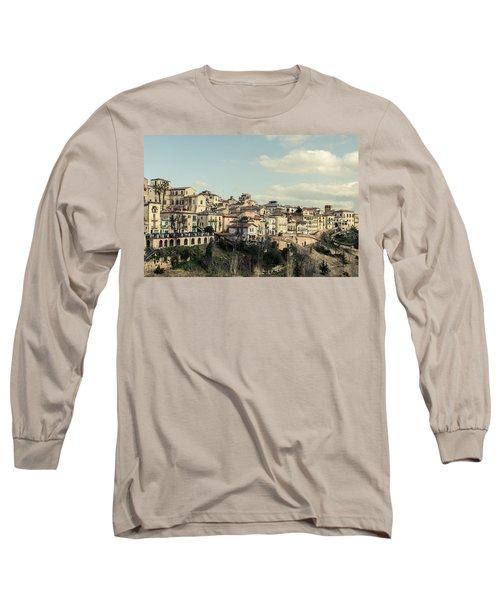 Lanciano - Abruzzo - Italy  Long Sleeve T-Shirt