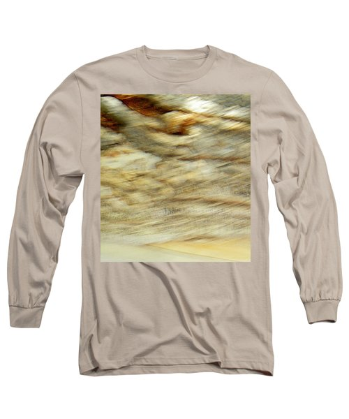 Long Sleeve T-Shirt featuring the photograph Land And Sky by Lenore Senior