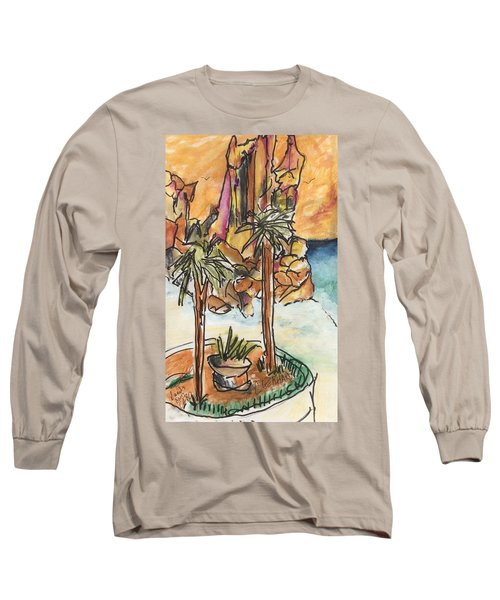 Lands End Cabo  Long Sleeve T-Shirt