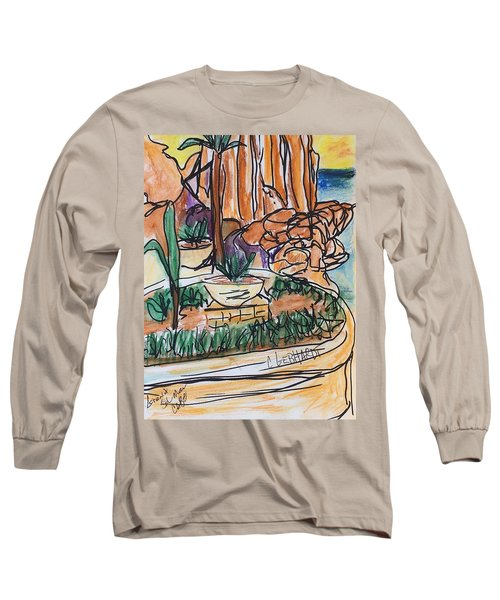 Lands End Long Sleeve T-Shirt