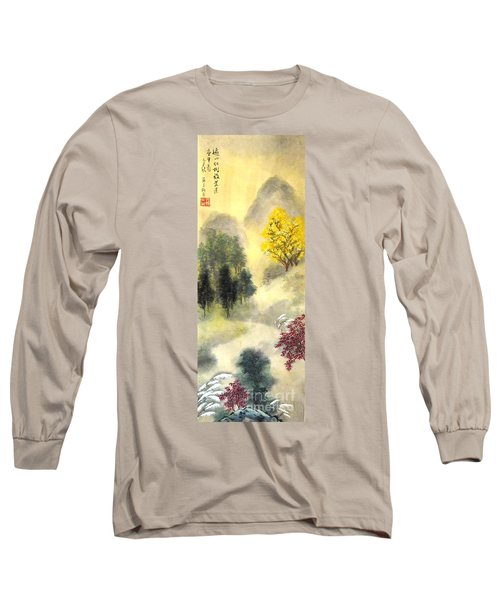 Landscape #1 Long Sleeve T-Shirt