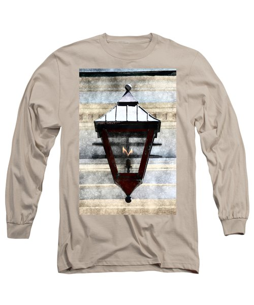 Lantern 13 Long Sleeve T-Shirt by Donna Bentley