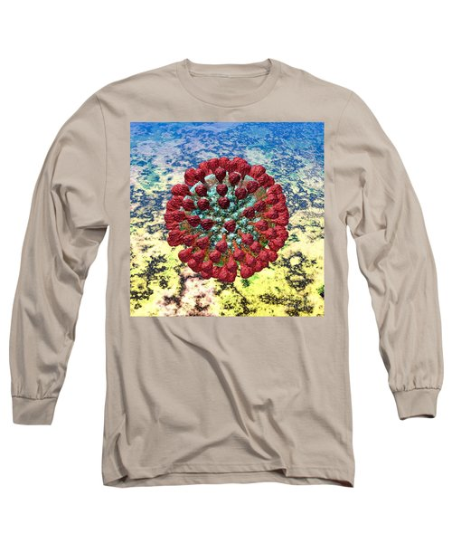 Lassa Virus Long Sleeve T-Shirt
