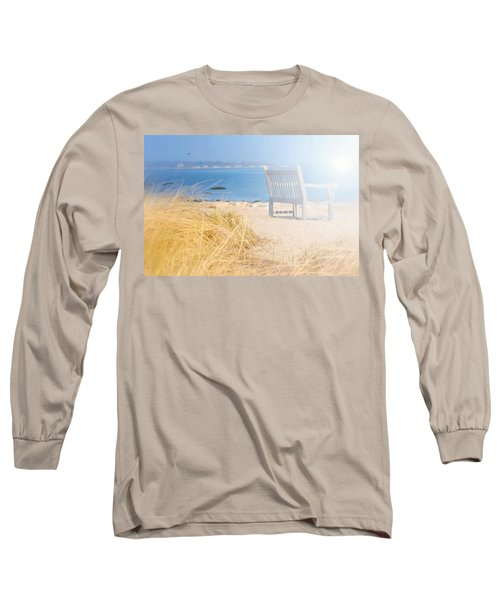 Last Breadth Of Summer Long Sleeve T-Shirt by Diana Angstadt