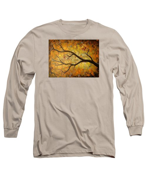 Last Leaf Long Sleeve T-Shirt