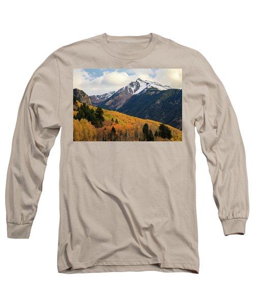 Last Light Of Autumn Long Sleeve T-Shirt