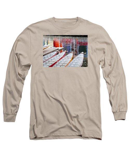 Last Of The Dragon Boats Long Sleeve T-Shirt