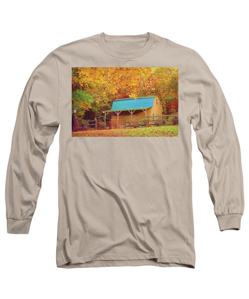Long Sleeve T-Shirt featuring the photograph Last Rays Of The Sun by Bellesouth Studio