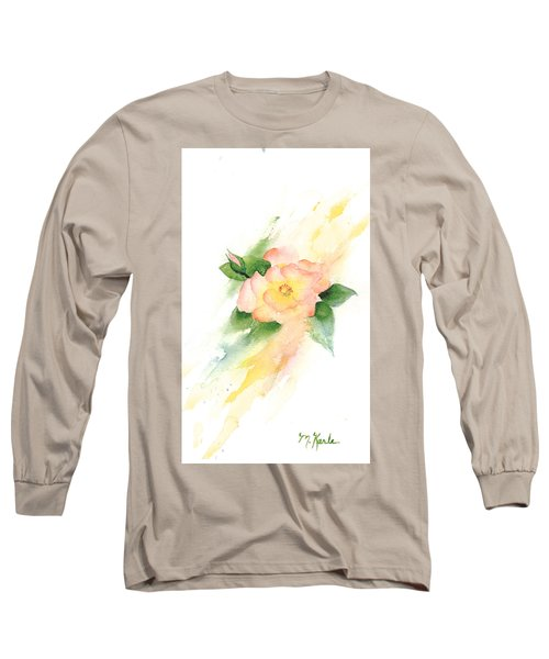 Last Rose Of Summer Long Sleeve T-Shirt