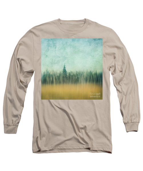 Last Year's Grass Long Sleeve T-Shirt