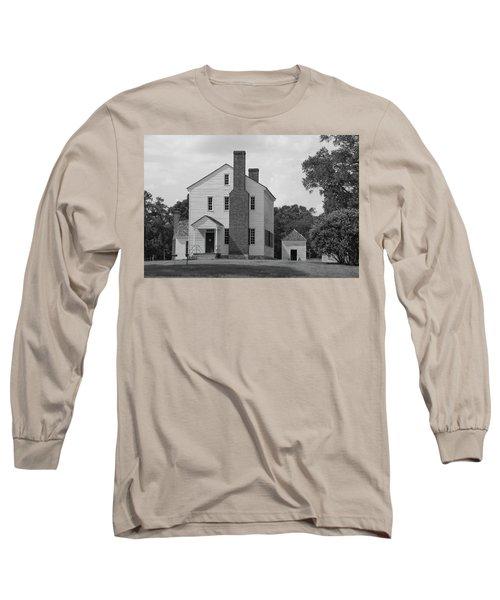 Latta Plantation House Long Sleeve T-Shirt