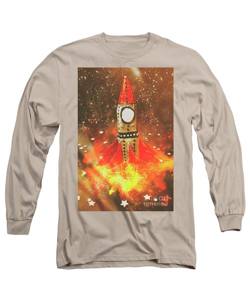 Launch Of Early Learning Long Sleeve T-Shirt