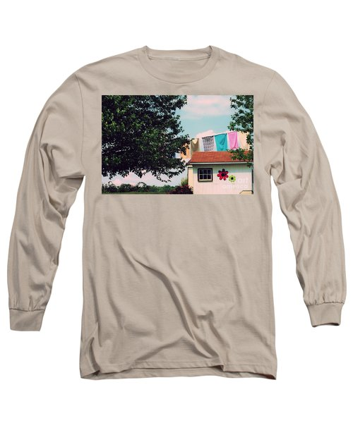 Laundry Day Long Sleeve T-Shirt