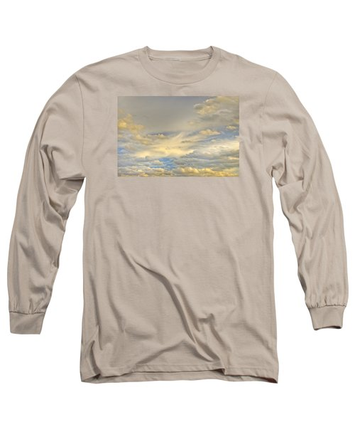 Long Sleeve T-Shirt featuring the photograph Layers by Wanda Krack
