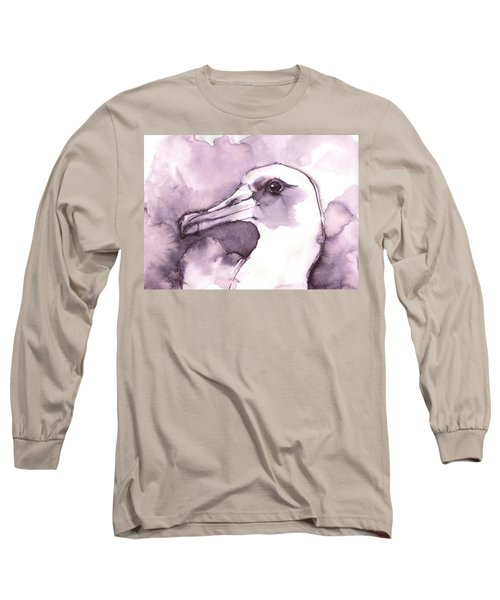 Laysan Albatross Long Sleeve T-Shirt