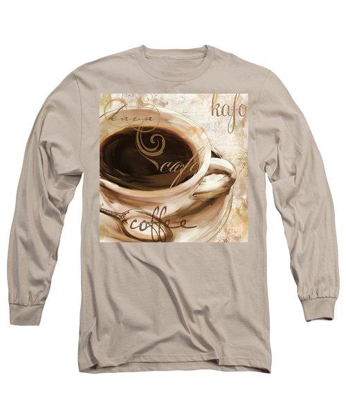 Le Cafe Light Long Sleeve T-Shirt