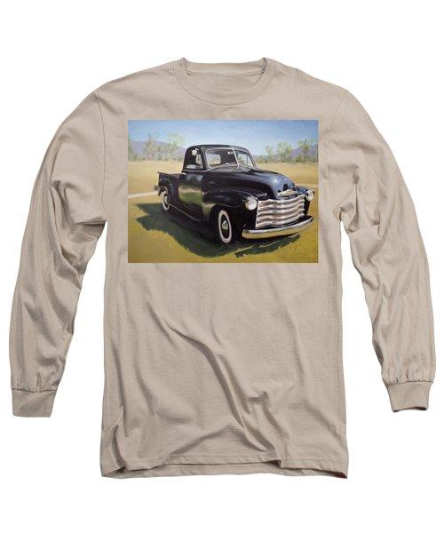 Le Camion Noir Long Sleeve T-Shirt