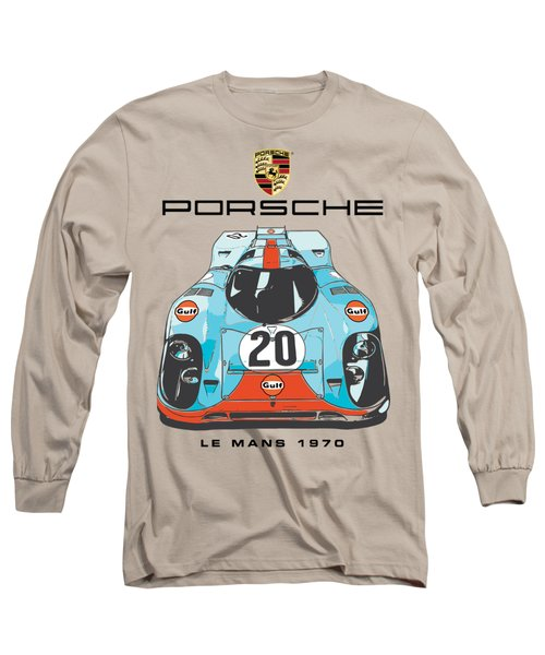 Le Mans 1970 Long Sleeve T-Shirt