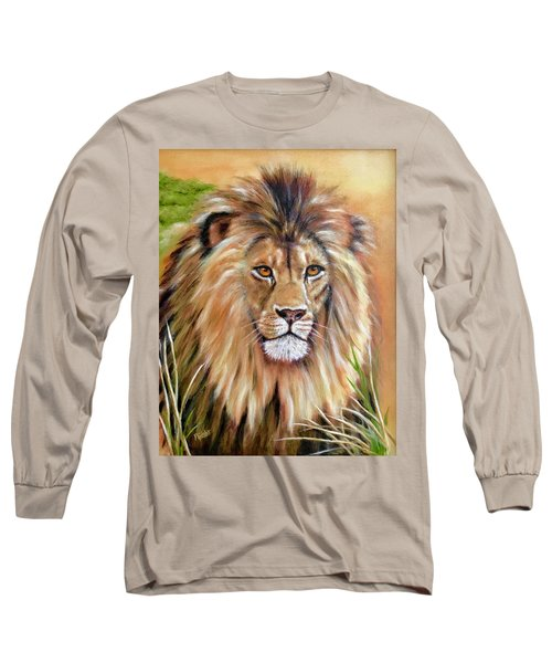 Le Roi-the King, Tribute To Cecil The Lion   Long Sleeve T-Shirt