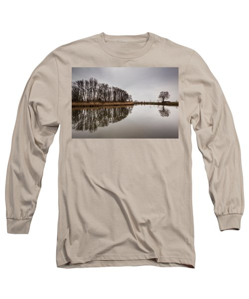 Long Sleeve T-Shirt featuring the photograph Leader by Davorin Mance