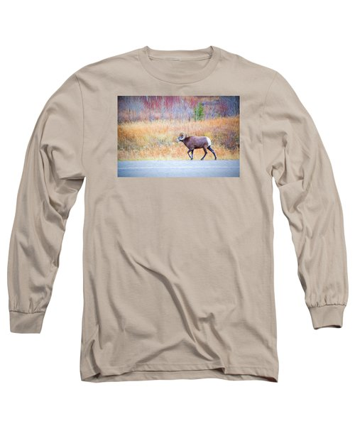 Leader Of The Herd Long Sleeve T-Shirt