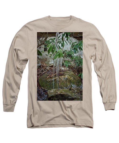 Leaf Drippings Long Sleeve T-Shirt