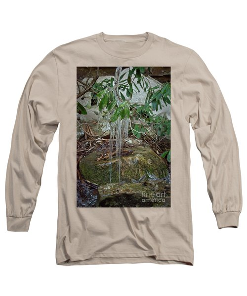 Leaf Drippings Long Sleeve T-Shirt