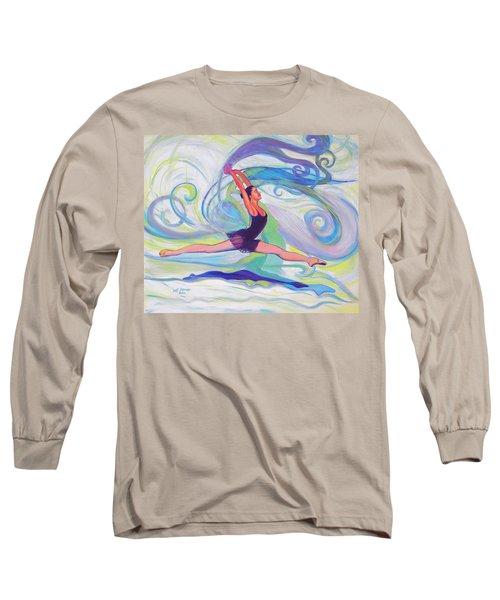 Leap Of Joy Long Sleeve T-Shirt