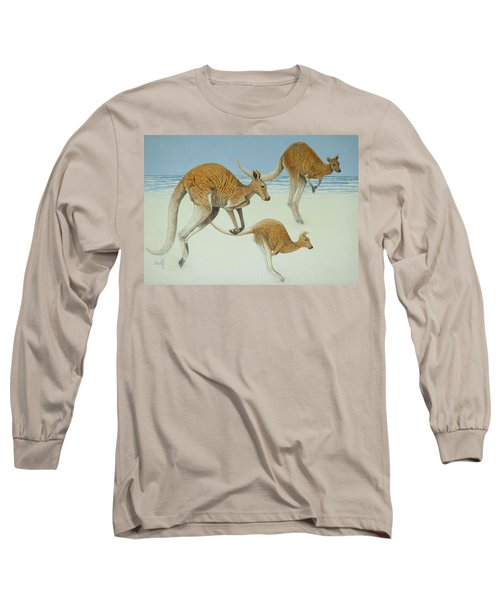 Leaping Ahead Long Sleeve T-Shirt
