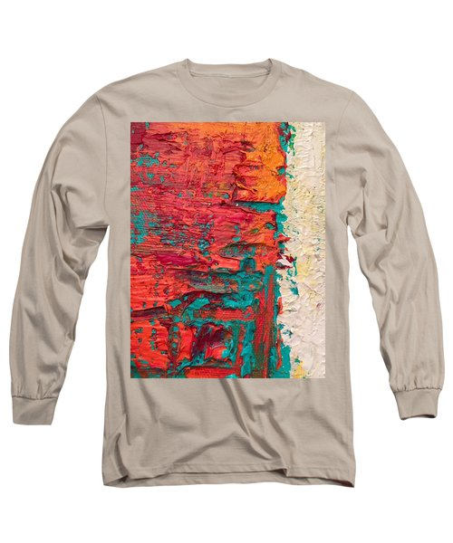 Learning Curve One Long Sleeve T-Shirt by Heather Roddy