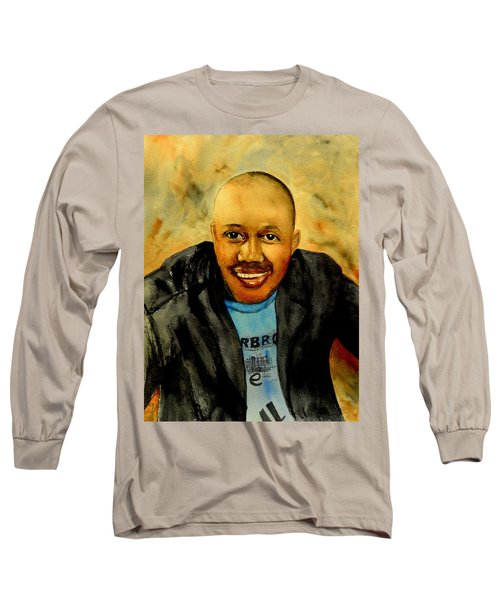 Lee  Long Sleeve T-Shirt by Betty-Anne McDonald