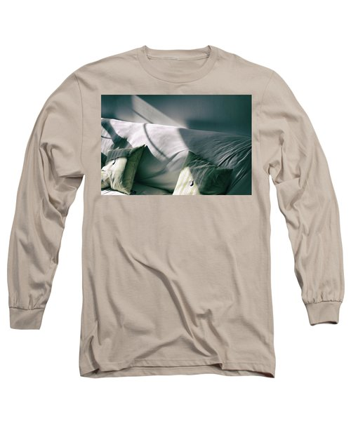 Leftover Light Long Sleeve T-Shirt by Steven Huszar