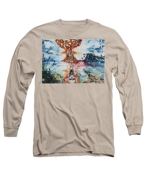 Legion Unleashed  Long Sleeve T-Shirt