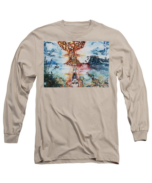 Legion Unleashed  Long Sleeve T-Shirt
