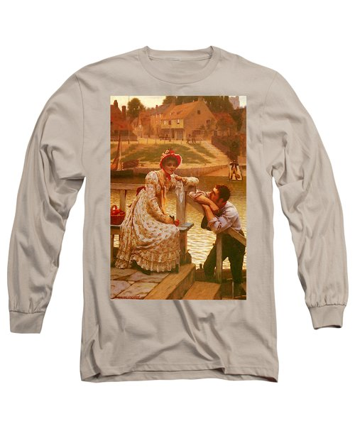 Leighton Edmund Blair Courtship Long Sleeve T-Shirt