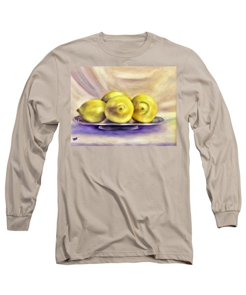 Lemon Drops Long Sleeve T-Shirt
