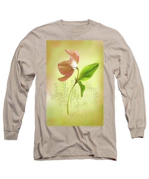 Lenton Rose 1 Long Sleeve T-Shirt