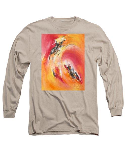 Let It Happen Long Sleeve T-Shirt