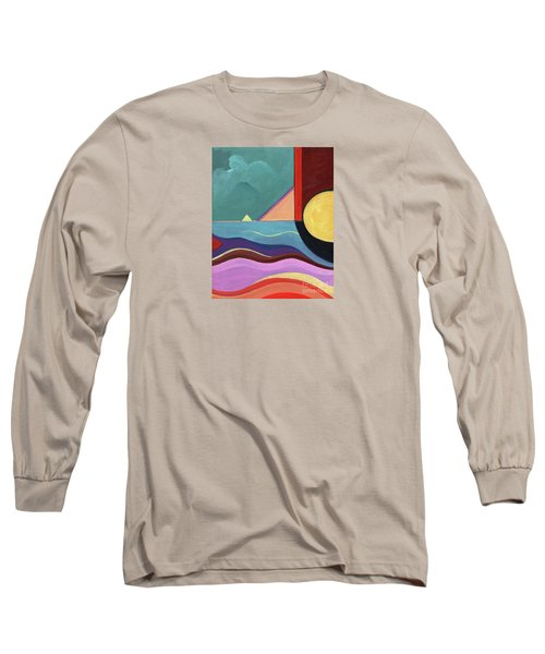 Let It Shine Long Sleeve T-Shirt by Helena Tiainen