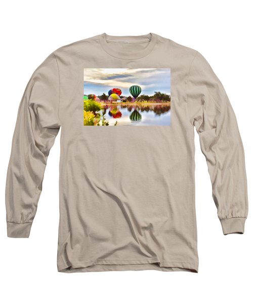 Let Your Heart Soar Long Sleeve T-Shirt