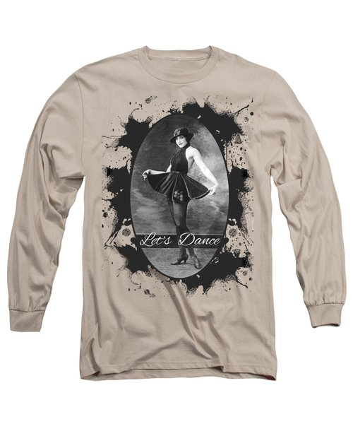 Lets Dance Long Sleeve T-Shirt
