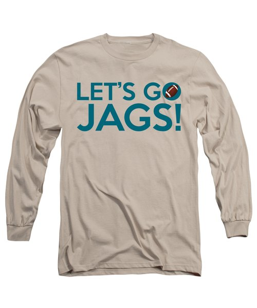 Let's Go Jags Long Sleeve T-Shirt