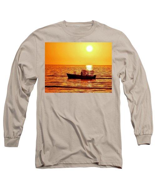 Life At Sea Long Sleeve T-Shirt