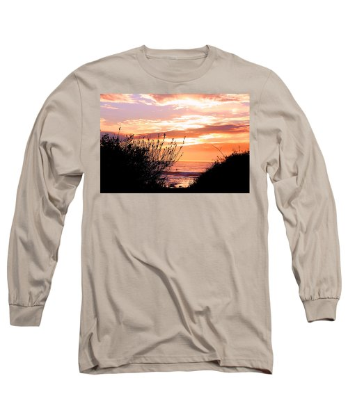 Life Is A Silhouette Long Sleeve T-Shirt